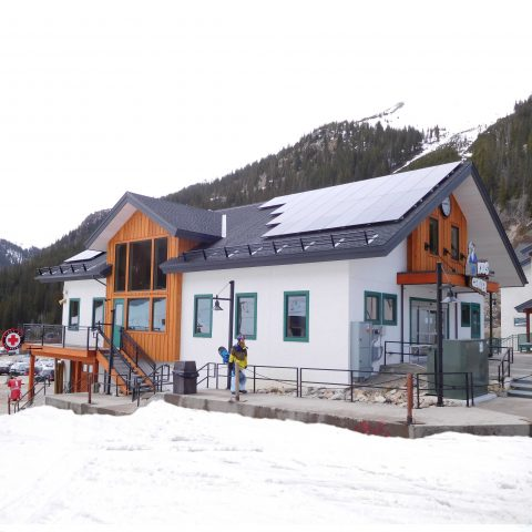 A-Basin Children's Center / Ski Patrol