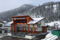 A-Basin Stage