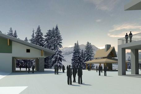Stevens Pass Base Area Master Plan